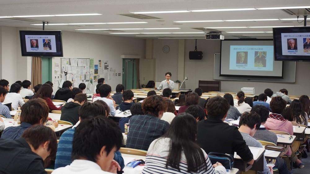 和歌山医大2年生講義