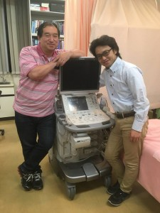 浅井先生と